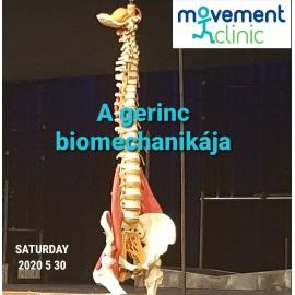 A MOZGÁS BIOMECHANIKÁJA- előadássorozat és gyakorlati workshop