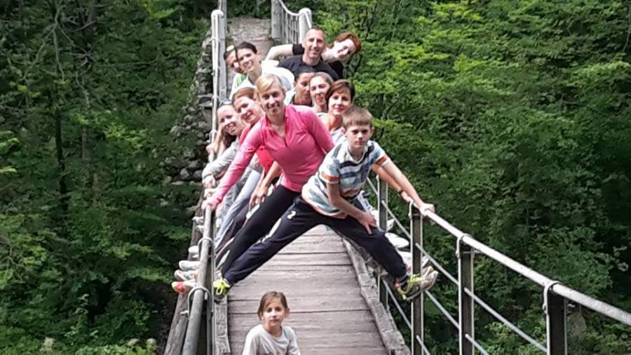 Rafting Boot Camp 2019   / Soca, Szlovénia  2019 Július 10-14.