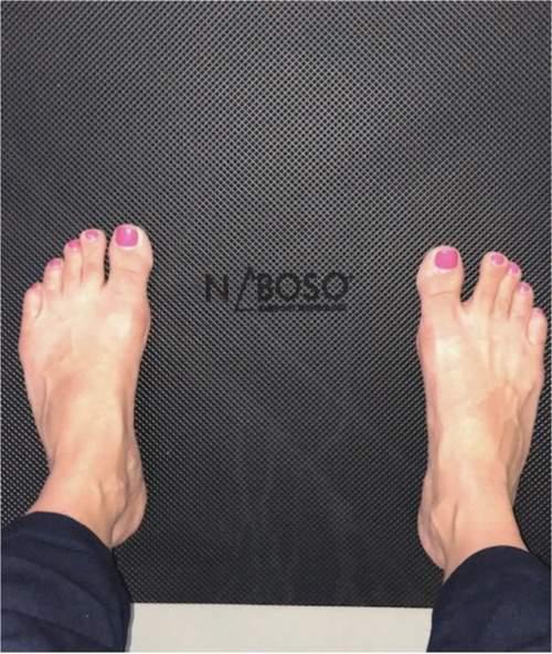 Naboso standing mat 1.5 - 61x54 cm-es szőnyeg 1.5